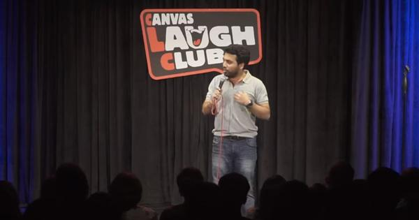 Watch: Comedian Abhineet Mishra demonstrates what makes cricket patriotism hilarious