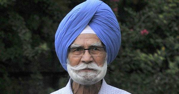 Balbir Singh Sr hospitalised in Chandigarh after bronchial problem, condition stable