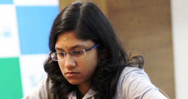Srija Seshadri defeats Divya Deshmukh for third consecutive win at AICF Chess Championship