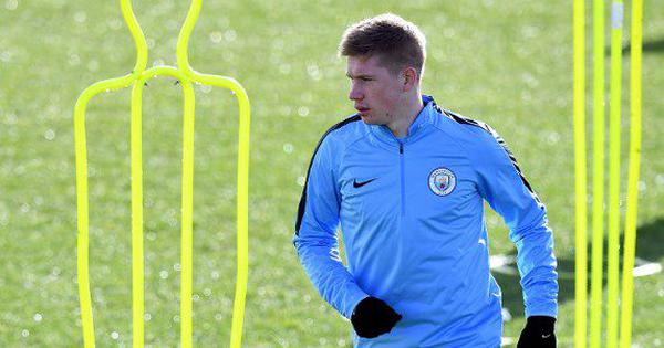 Told my wife I will play a little longer: De Bruyne vows to extend career after Covid-19 pandemic