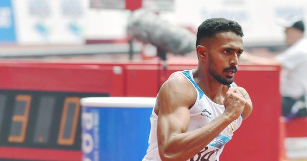 Athletics: Mohammad Anas smashes own national record to clinch gold in Czech Republic