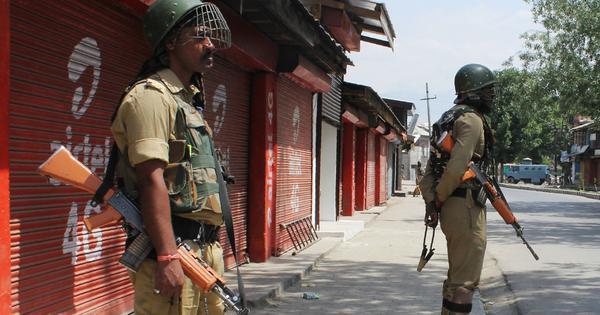 जम्मू-कश्मीर में अब एनएसजी की तैनाती होगी