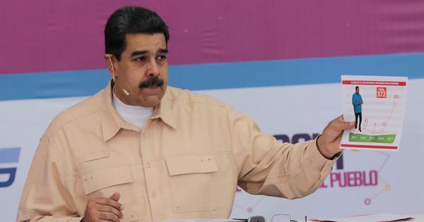 Venezuela: President Nicolas Maduro cuts diplomatic ties with US after Trump backs Opposition leader