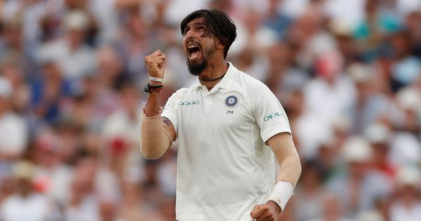 I cried for 15 days: Ishant Sharma talks about the one over versus Australia that changed his career