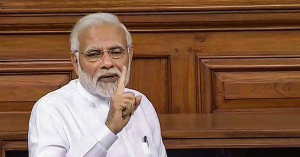 Narendra Modi government wins no-trust vote in Lok Sabha after 12-hour debate