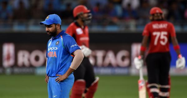 एशिया कप : हांगकांग से बमुश्किल जीते भारत की आज पाकिस्तान के साथ भिड़ंत
