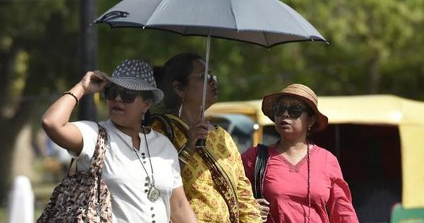 Last month was sixth warmest July since 1901: Report