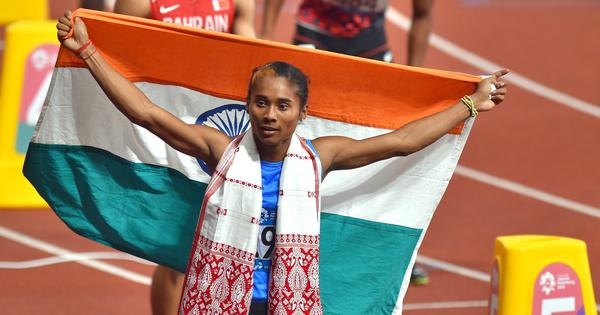 Being on National Anti-Doping Agency's advance testing list good for me, says Hima Das