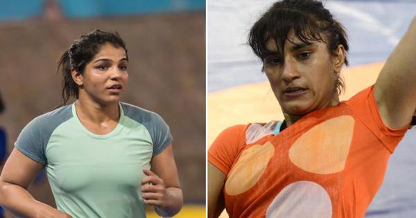 Wrestling: Sakshi Malik, Vinesh Phogat to lead India's six-member women's team at Asian Games