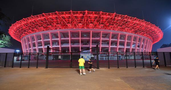 Asian Games venues almost ready but threats of terror attacks and traffic jams loom over Jakarta