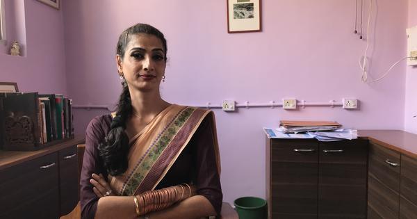 Video: Meet Salma Khan, the first transwoman Lok Adalat panelist in Mumbai