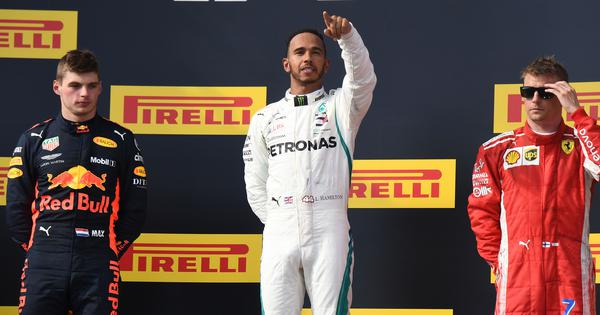Formula One: Lewis Hamilton leads from start to finish in French Grand Prix win