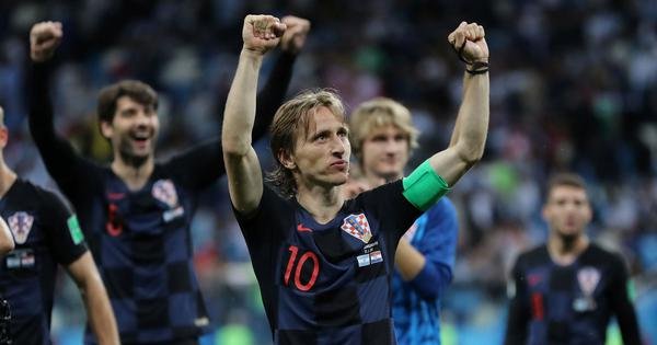 Modric and Croatia mastermind 3-0 demolition to leave Argentina's World Cup in tatters