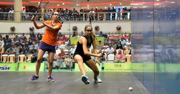 Squash World Junior Championships: Egypt players dominate men's and women's draws