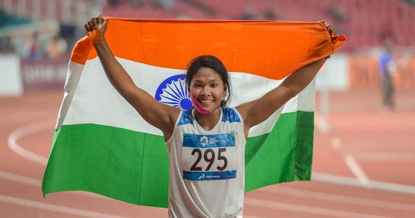 The expectation of an Olympic medal makes me nervous: Asiad gold-medallist Swapna Barman