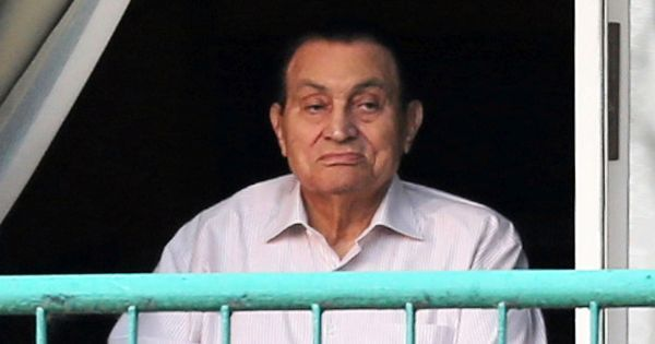 Ousted Egyptian President Hosni Mubarak dies at 91 in Cairo