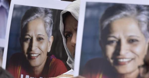 गौरी लंकेश हत्याकांड : सातवां संदिग्ध गिरफ्तार