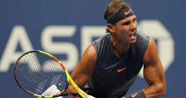 Rogers Cup: Nadal sees off Fognini in three sets; Thiem and Zverev suffer thrashings