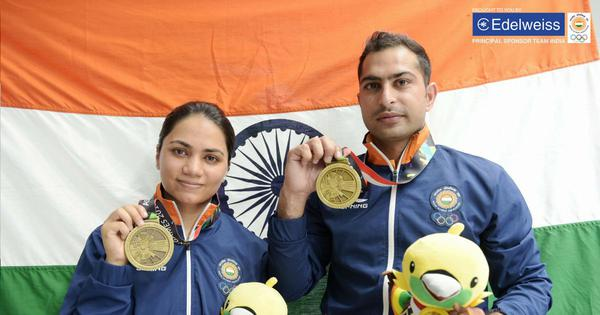 Asian Games live: Shooters Apurvi Chandela-Ravi Kumar win bronze, Bajrang Punia reaches final