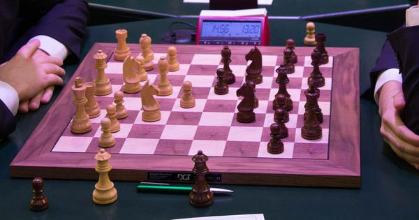 Kolkata Open chess: Ukraine's Tukhaev moves into sole lead, Srinath leads a crowded chasing pack