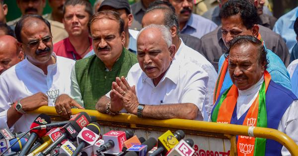 Karnataka: BJP leader Yeddyurappa to take oath as CM today after SC refuses to stay swearing in