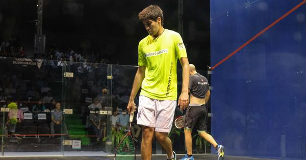 Squash: Ramit Tandon, Mahesh Mangaonkar bow out in quarter-finals of PSA event in England
