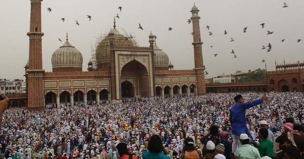 In photos: Eid-ul-Fitr celebrated across the globe
