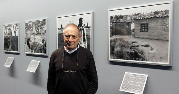 'Self-appointed observer and critic of society': How photographer David Goldblatt saw himself