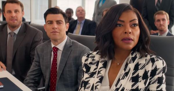'What Men Want' trailer: Taraji P Henson is a mind reader in new comedy