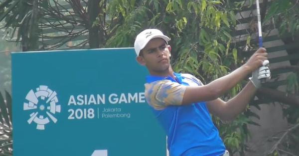 Bengaluru Open Golf: Aadil Bedi cards seven-under 65 to jump to second place