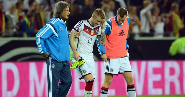 Germany's national team doctor for 23 years retires after World Cup group-stage exit