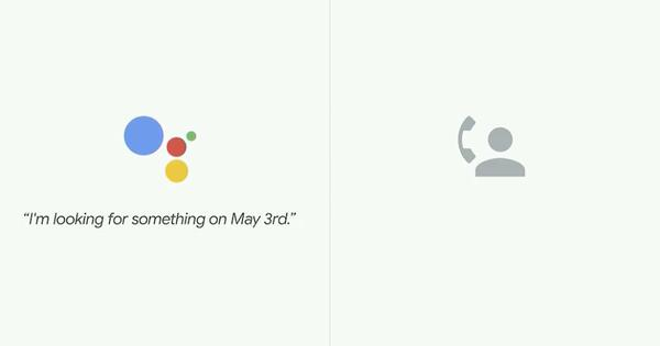 Watch (and listen): Google Assistant making a phone call sounds completely human. But it's software