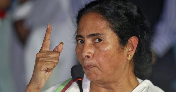 भाजपा एक 'आतंकवादी' संगठन है : ममता बनर्जी