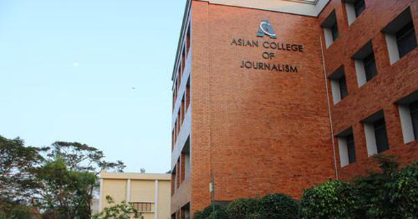 Asian College of Journalism says faculty member accused of misconduct will not teach this year