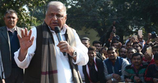 Mulayam Singh defends rape-accused Samajwadi Party leader Gayatri Prajapati, claims he is innocent