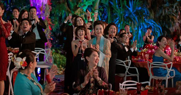 'Crazy Rich Asians' is a Hollywood hit that has been a long time coming