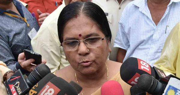 Muzaffarpur rape case: CBI searches former Bihar minister Manju Verma's homes
