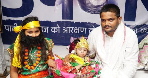 HD Deve Gowda urges Hardik Patel to end hunger strike, requests Narendra Modi to intervene