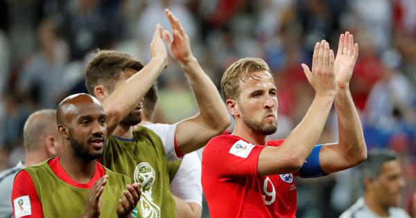 Fifa World Cup: England did it the hard way, but deserved the win over Tunisia