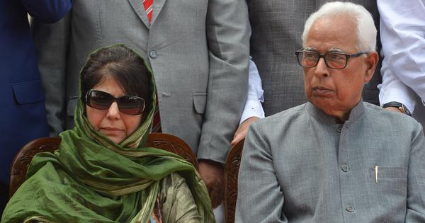 The big news: Governor's rule imposed in Jammu and Kashmir, and nine other top stories