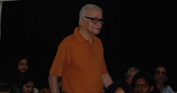 Veteran artist Mehlli Gobhai dies at 87 in Mumbai