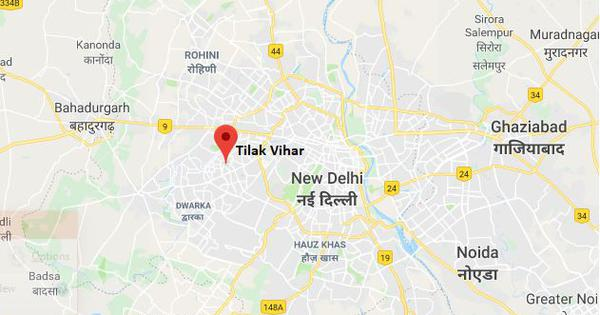 Delhi: 17-year-old girl found hanging at police station after saying her family would beat her up