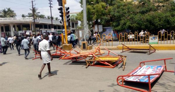 The big news: Nine die in anti-Sterlite protests in Tamil Nadu, and 9 other top stories