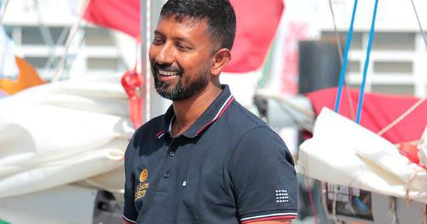 Naval Commander Abhilash Tomy, stranded in the Indian ocean and then rescued, is set to return home