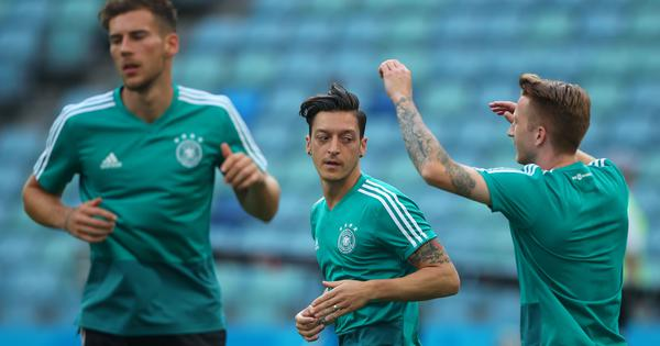 Preview: Germany face crunch Sweden clash, Belgium look to seal knockout berth