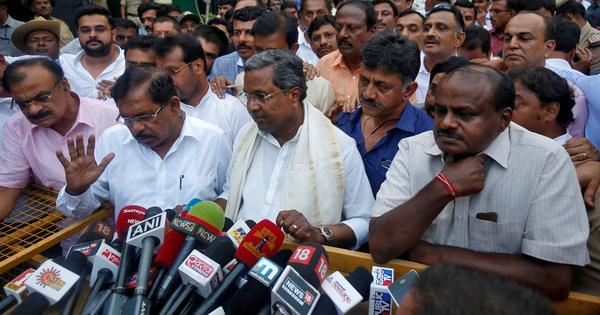 The big news: Karnataka may have two deputy CMs, and nine other top stories
