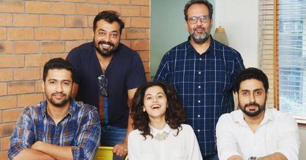 Anurag Kashyap's 'Manmarziyan' gets September release date