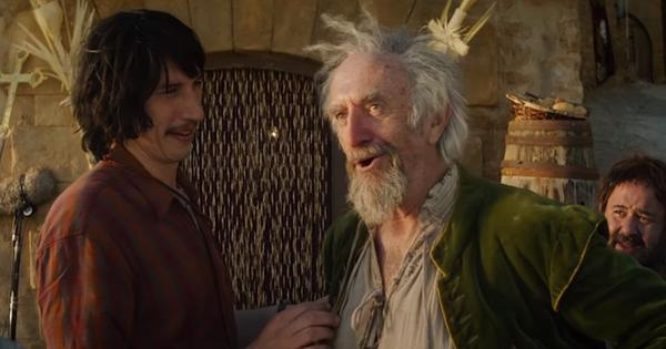 Terry Gilliam loses 'The Man Who Killed Don Quixote' rights case
