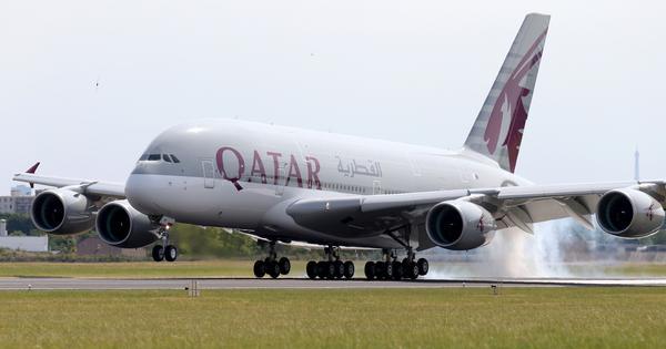 Water tanker hits Qatar Airways plane at Kolkata airport, DGCA orders inquiry