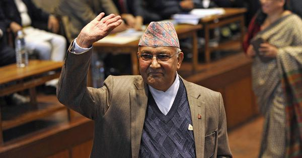 Map row: Nepal prime minister urges India to immediately withdraw its Army from Kalapani